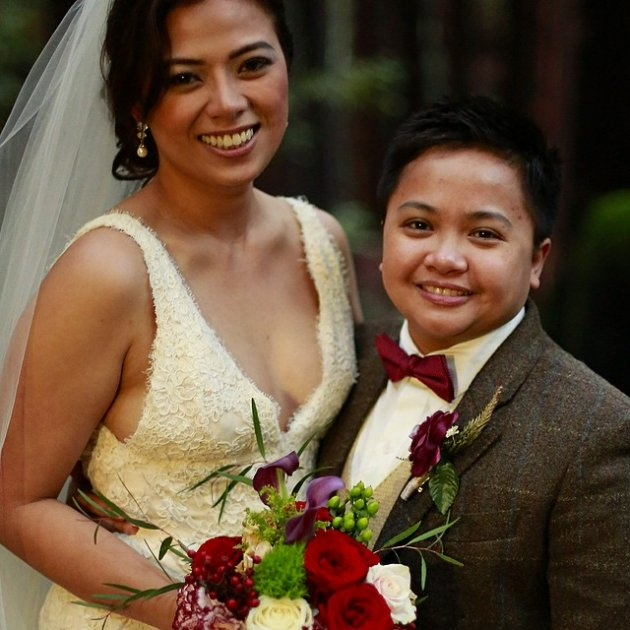 same sex marriages in the philippines Q8 can same-sex marriages,  for this purpose, same-sex marriages will be treated exactly the same as opposite-sex marriages inadmissibility waivers  q9.