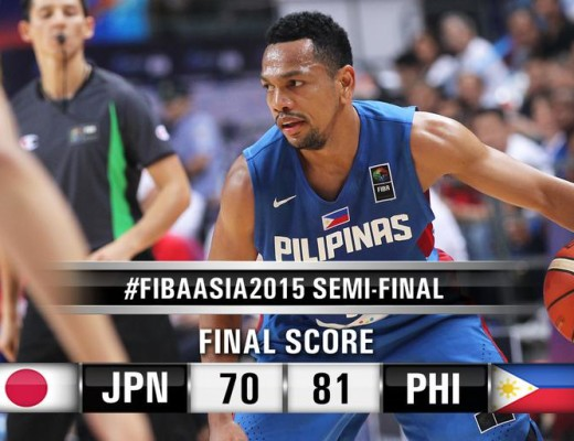 gilas pilipinas defeats japan