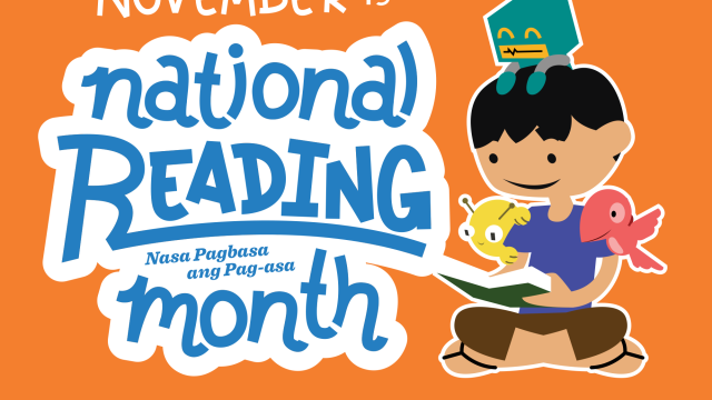 buwan ng pagbasa  u2013 national reading month 2015 official