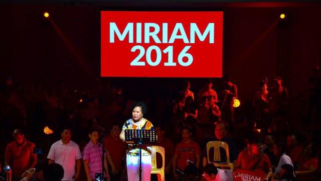 miriam santiago for president 2016