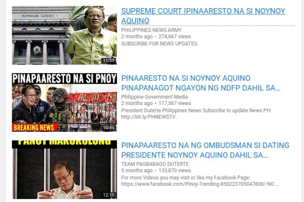 fake news websites philippines